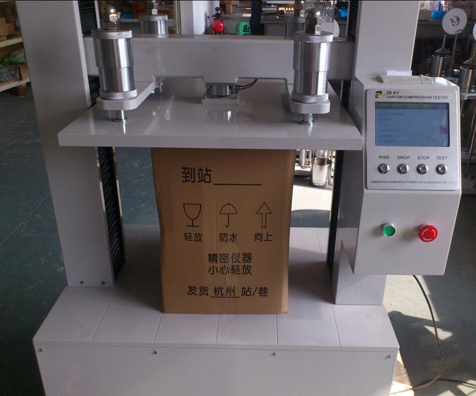 Box Compression Tester Testing Equipment