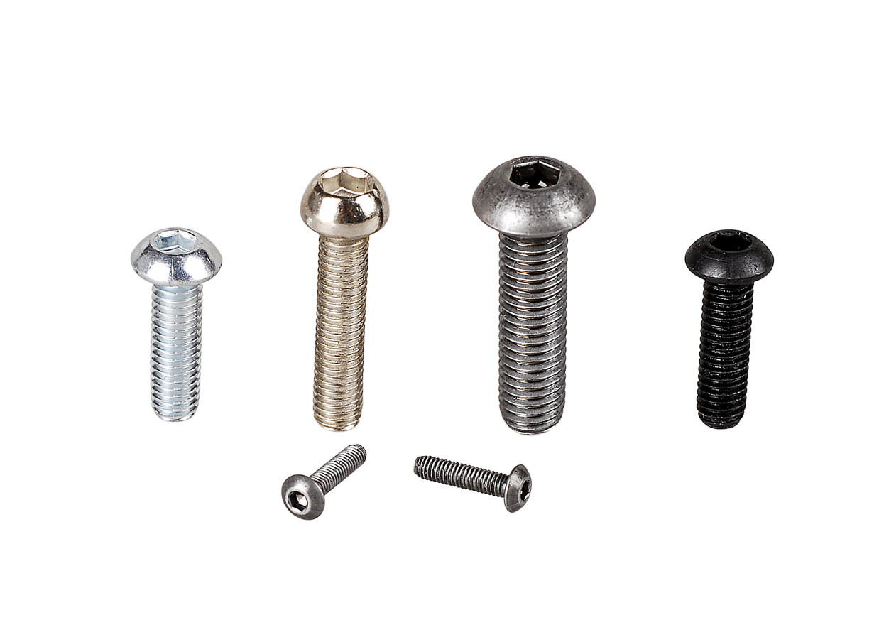 Hexagon Socket Button Screw, ISO 7380