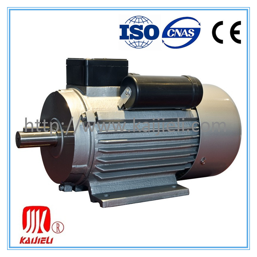 China Single Phase Capacitor Start Electric Motor