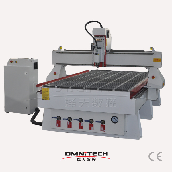 Wireless Router 1325 Woodworking Machinery CNC Router for Furniture