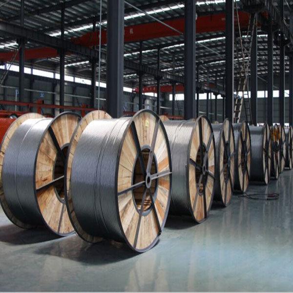 ASTM/BS/CSA All Aluminium Alloy Conductor Aluminium Alloy Stranded AAAC