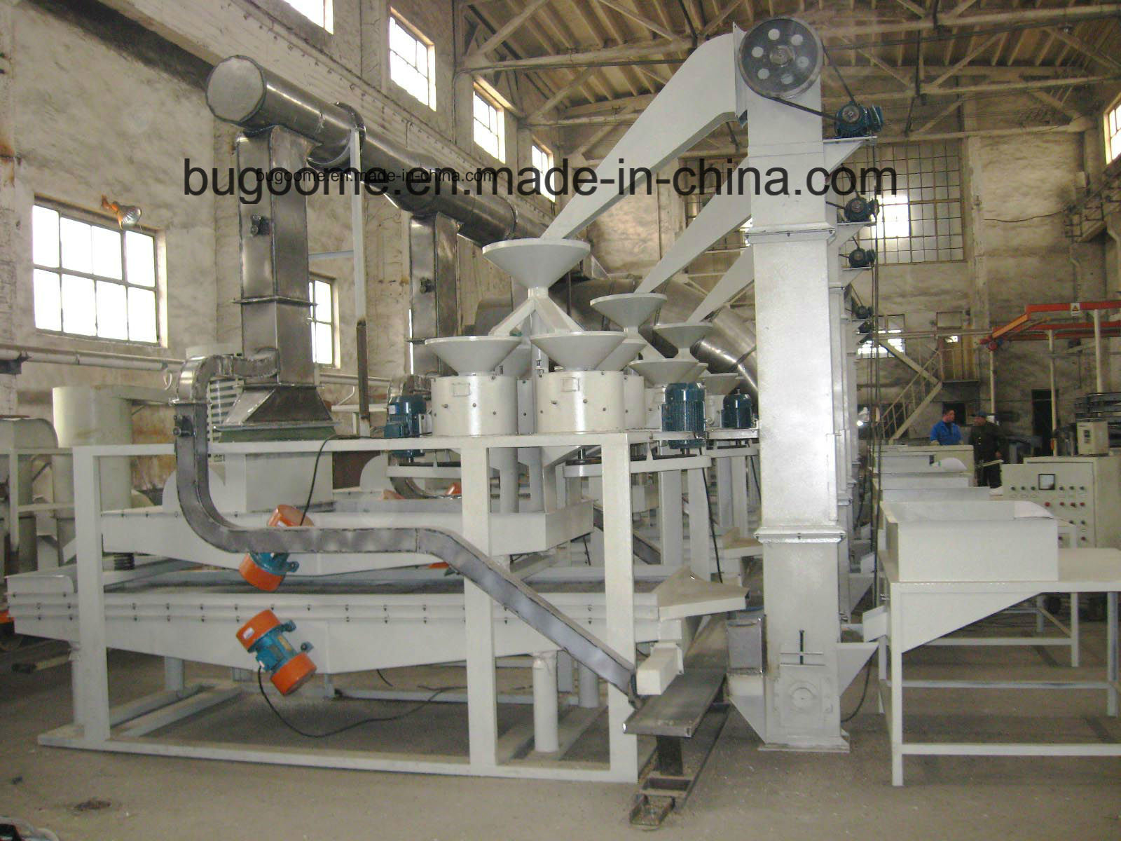 Buckwheat Shelling Machine /Buckwheat Sheller