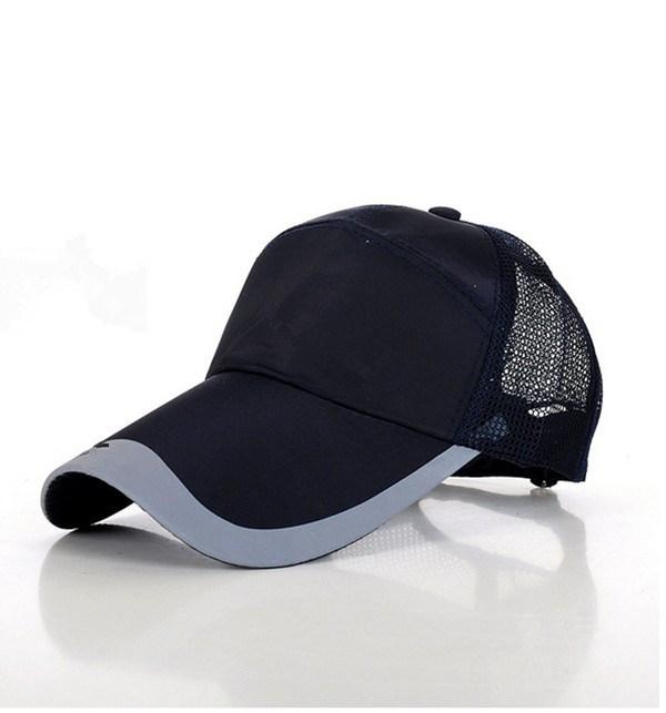 Custom Sports Baseball Fashion Mesh Leisure Cap