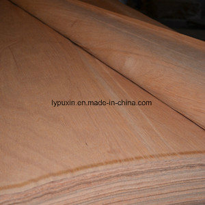 High Grade Natural Okume Wood Veneer for Furniture Plywood at Cheapest Price From Linyi