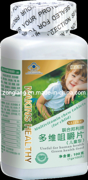 Healthy Multi-Amino Acid Chew Tablet