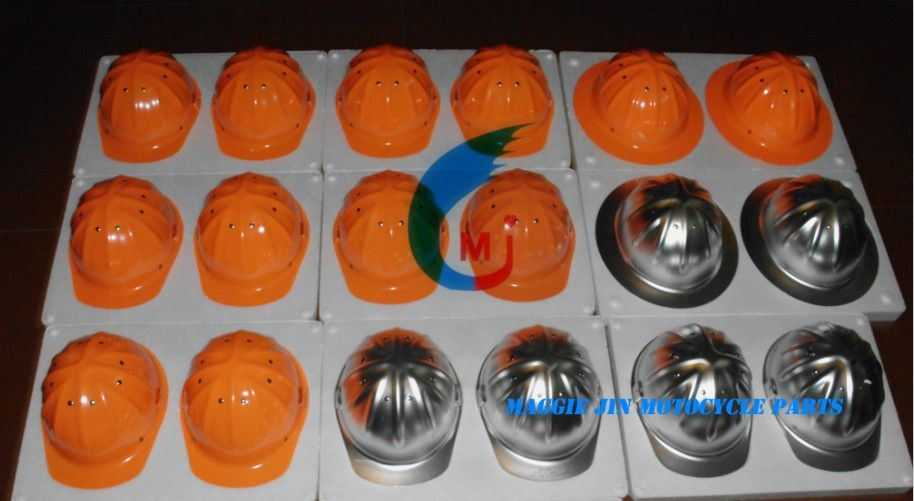 Hard Helmet of Aviation Aluminum
