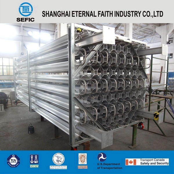 2014 Newest High Pressure Aluminum Gas Vaporizer (SEFIC-400-250)