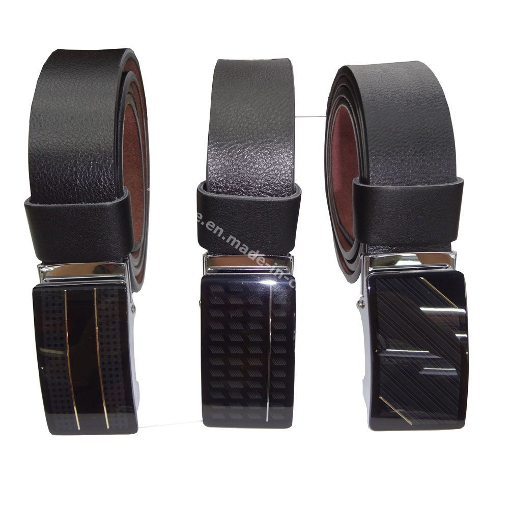 Wholesale New Automatic Fashion Men Belts 100% Leather