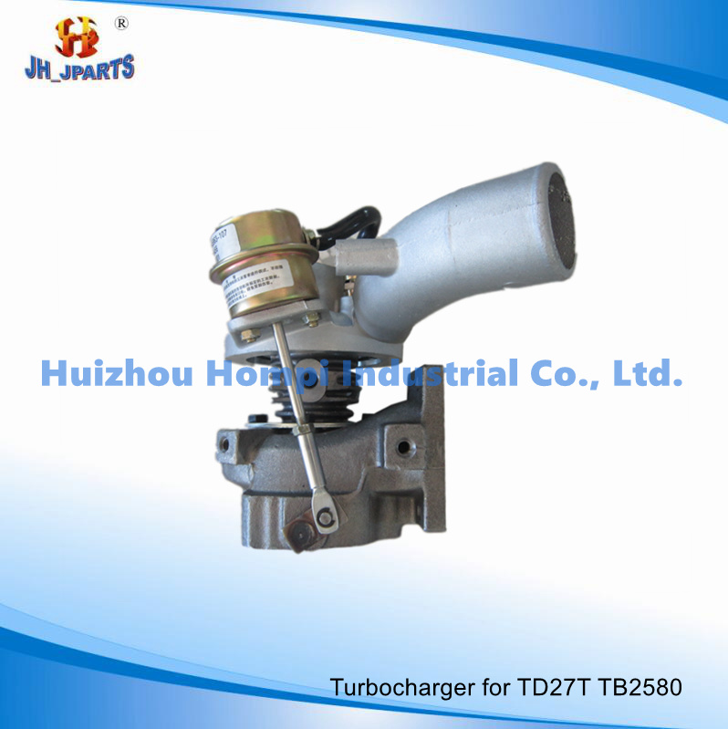 Engine Parts Turbocharger for Nissan Td27t Tb2580 Tb25/Tb2527/Ht12/T2052s 14411-G2407