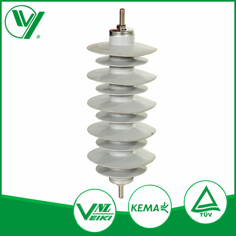 High Voltage Line Type ZnO Lightning Arrestors Yh10W-15