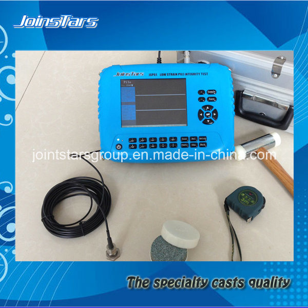 Low Stain Foundation Pile Tester/Construction Test/Foundation Test/ Pile Tester/Pile Test/Civil Lab Test Equipment