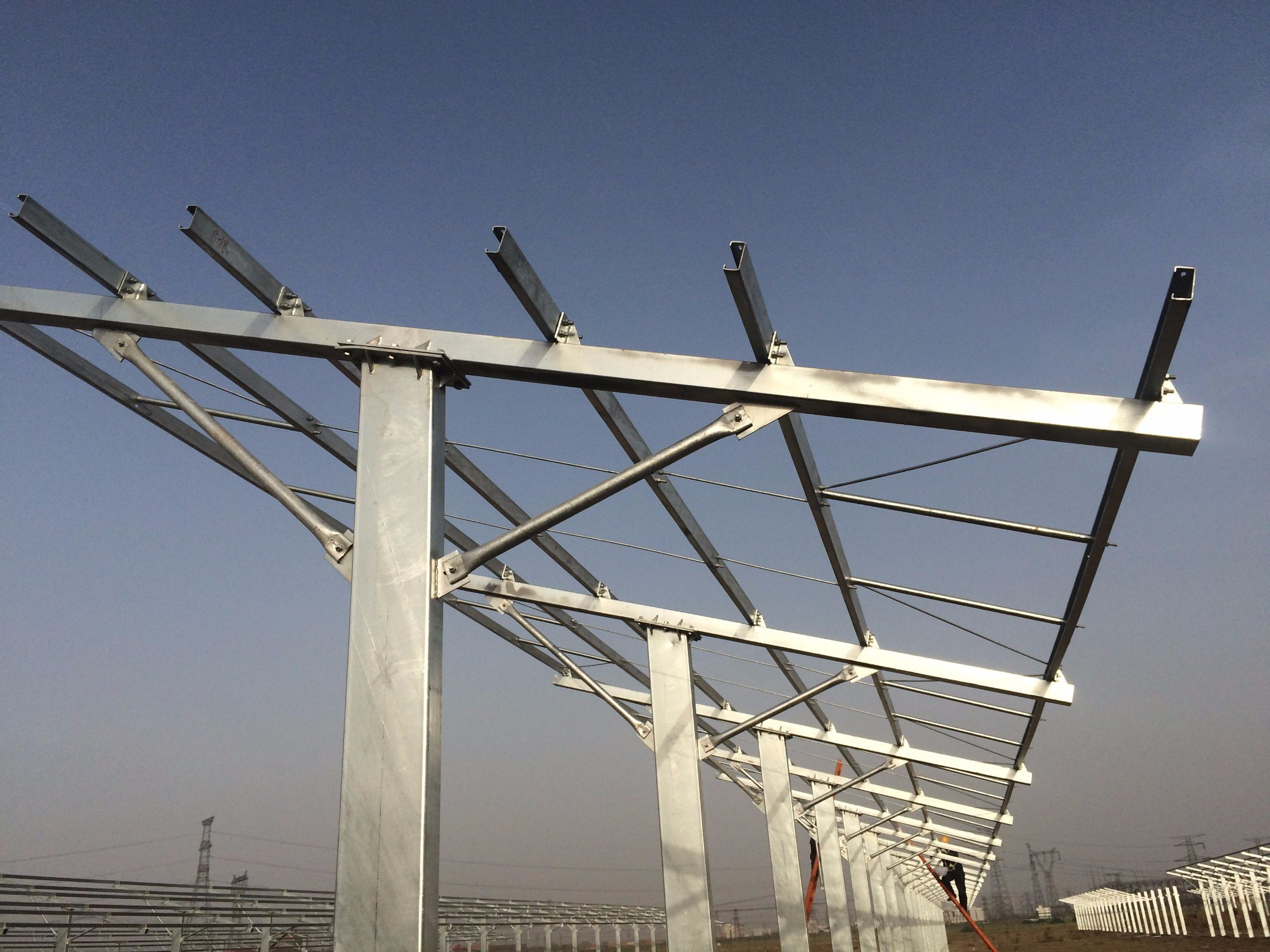 Adjustable Solar Mounting Braket System