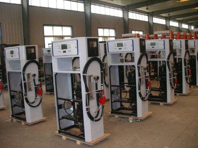 Oil Station Fuel Dispenser for Sales Jwin111