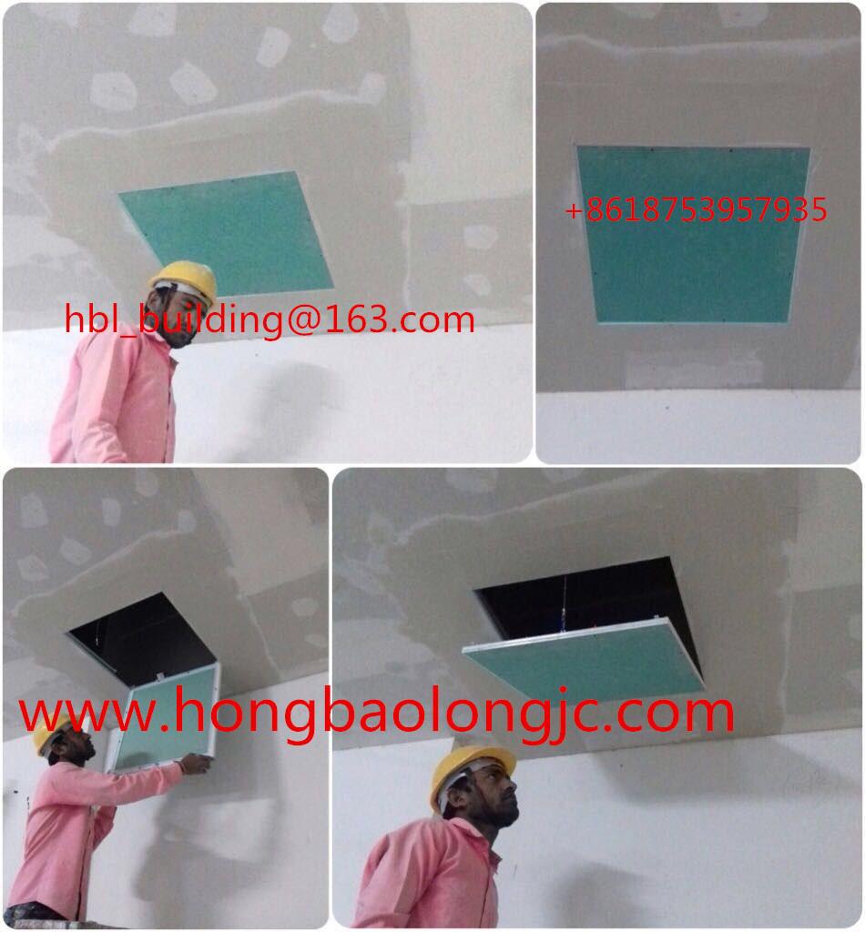 Aluminum Alloy Ceiling Access Panel