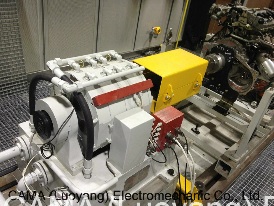 Eddy Current Dynamometer for Engine / Motor / Gearbox Test