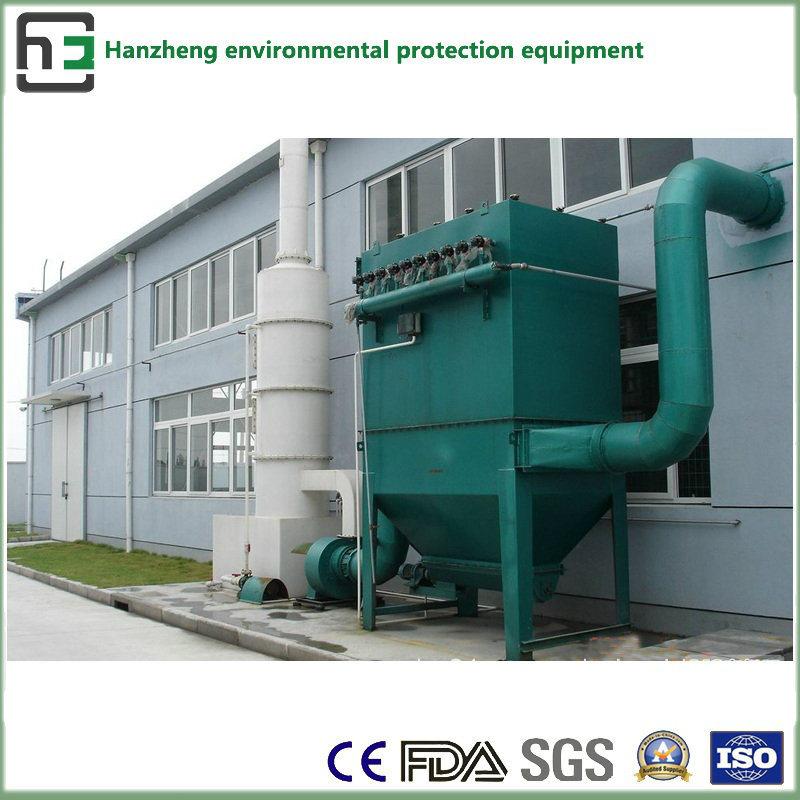 Plenum Pulse De-Dust Collector-Metallurgy machinery