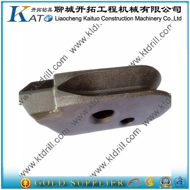 Diaphragm Cutting Teeth Foundation Drilling Tools