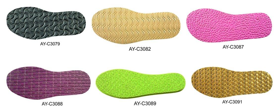 EVA Shoe Insole and Outsole Sheet 5