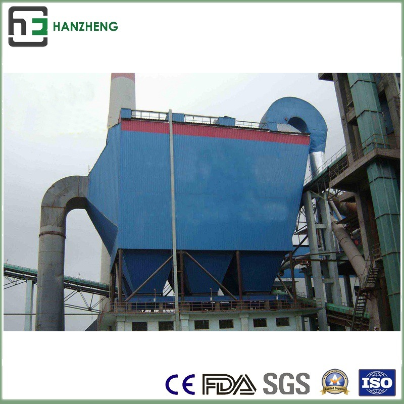 Wide Space of Top Electrostatic Collector-Frequency Furnace Air Flow Treatment