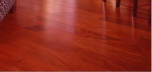 China Santos Mahogany Multi Layer Engineered Flooring