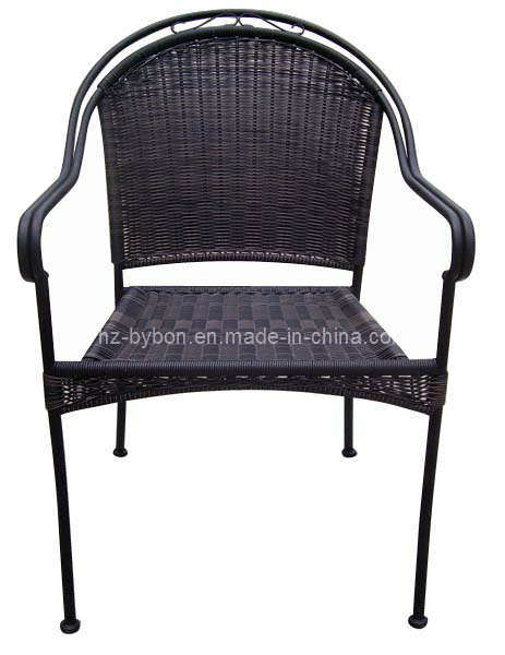Resin Wicker Outdoor Chair C 027 China Dining Chair Wicker Chair