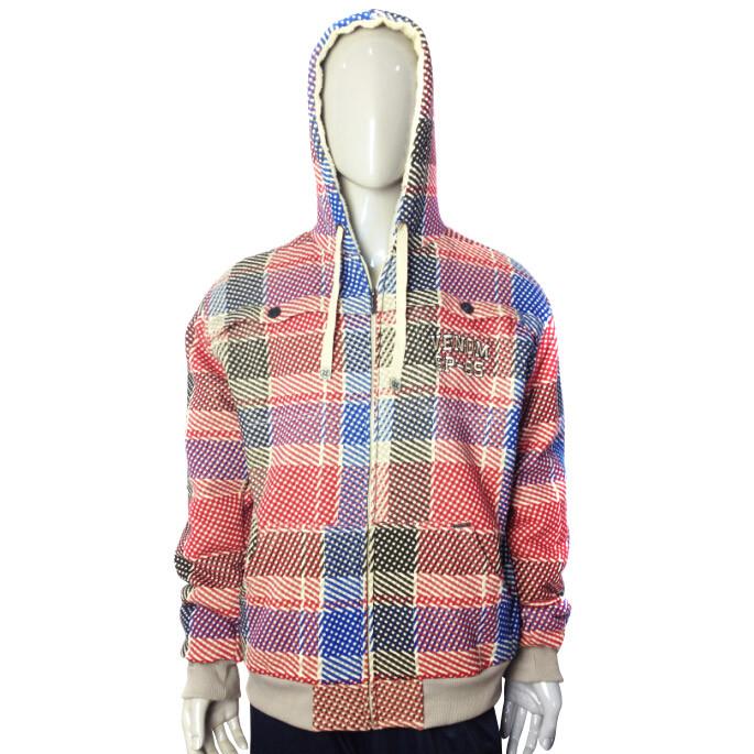 Men′s Casual Fleece Cardigan Hoodies Sport Hoody Jacket
