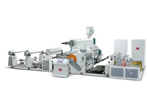 Extrusion Film Laminating Machine (SJFM800-1800)