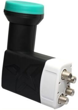 Universal Ku Band Quad LNB/LNBF with CE Certification