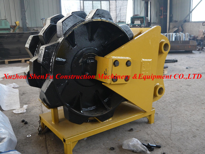 20t Excavator Compaction Wheel