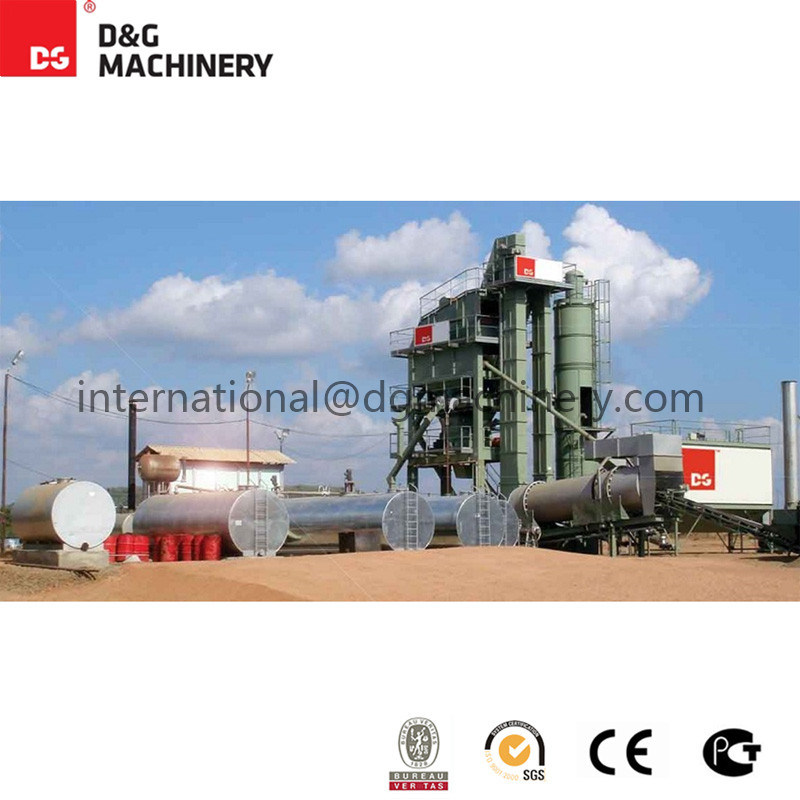 180 T/H Asphalt Mixing Plant / Stationary Asphalt Plant for Road Construction