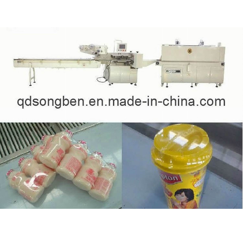 Beverage Shrink Packaging Machine (SFR 450)