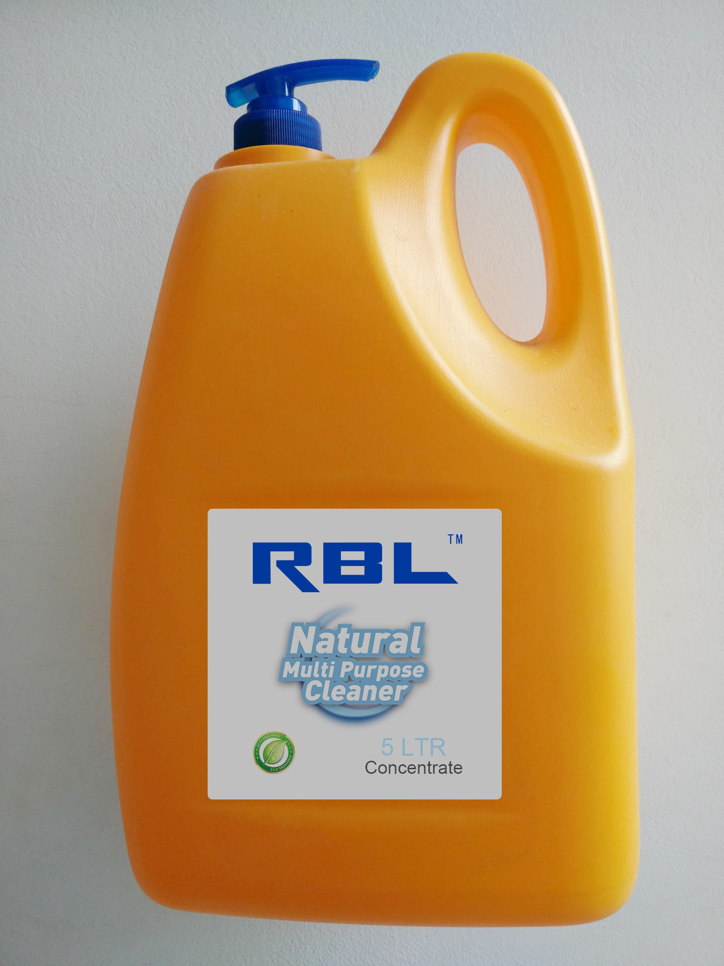 Rbl Natural Multi Purpose Cleaner 5lconcentrated Liquid Detergent Bio-Degreaser