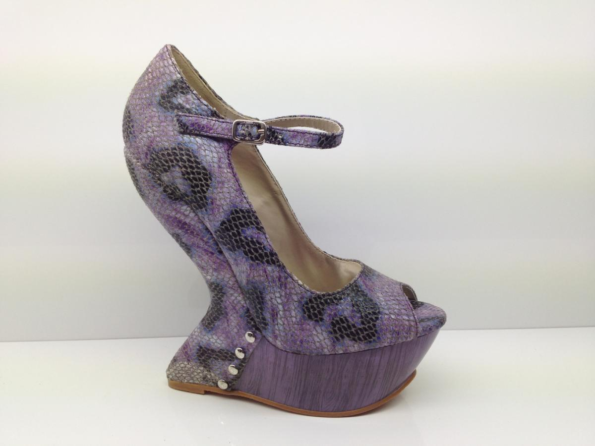 Ladies (womens) High Heel Dress Shoes 5875-2 Photos & Pictures