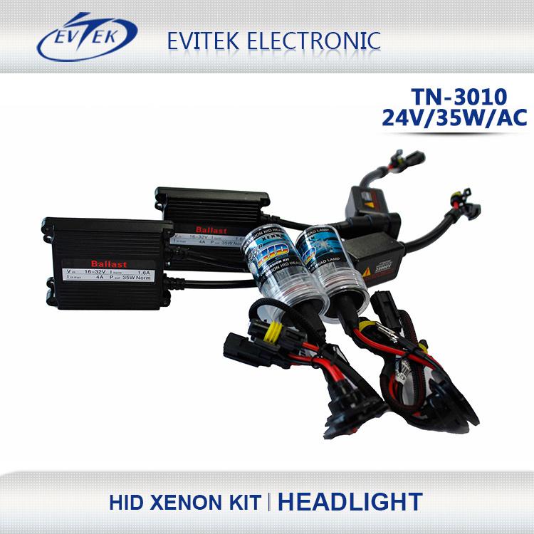 AC 24V 35W HID Ballast Repair Kit for Innovative HID Xenon Auto HID Xenon Headlights 3000k ~ 30000k