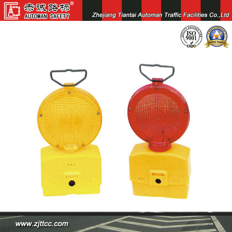 Traffic Safety Barricade Warning Light (CC-G01)
