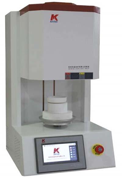 Load Type Crucible Laboratory Sintering Annealing Furnace