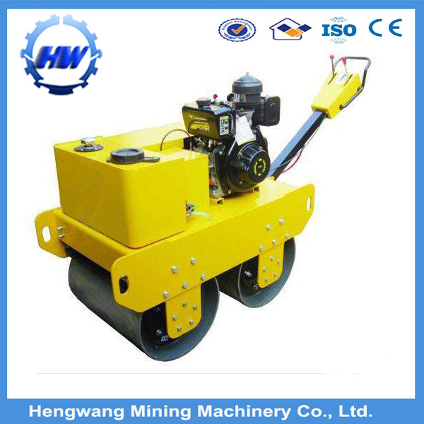 Single Drum Road Roller Machine