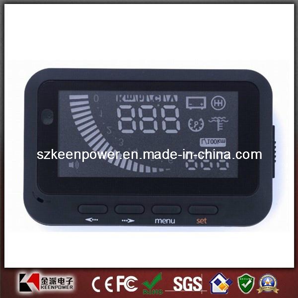 Digital Auto Adjustment Vehicle Head up Display Hud