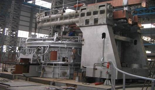 SGS Hx-Steel-Making Electric Arc Furnace
