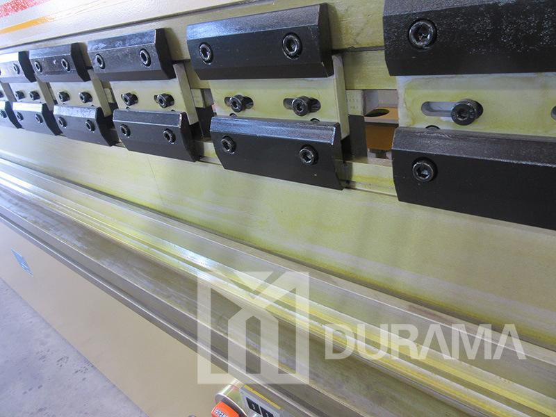 Metal Processed Manual Hydraulic Press Brake Machine
