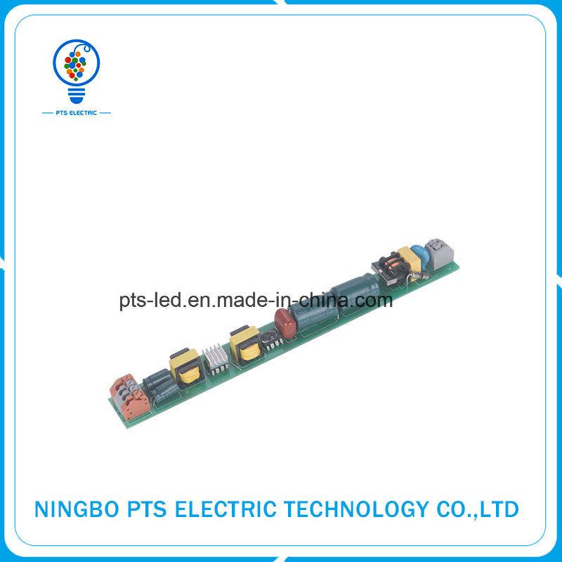 Ce RoHS 110V 220V High PF 28W 24W 300mA Indoor Plastic LED Driver for Panel Light Down Light Ceiling Light