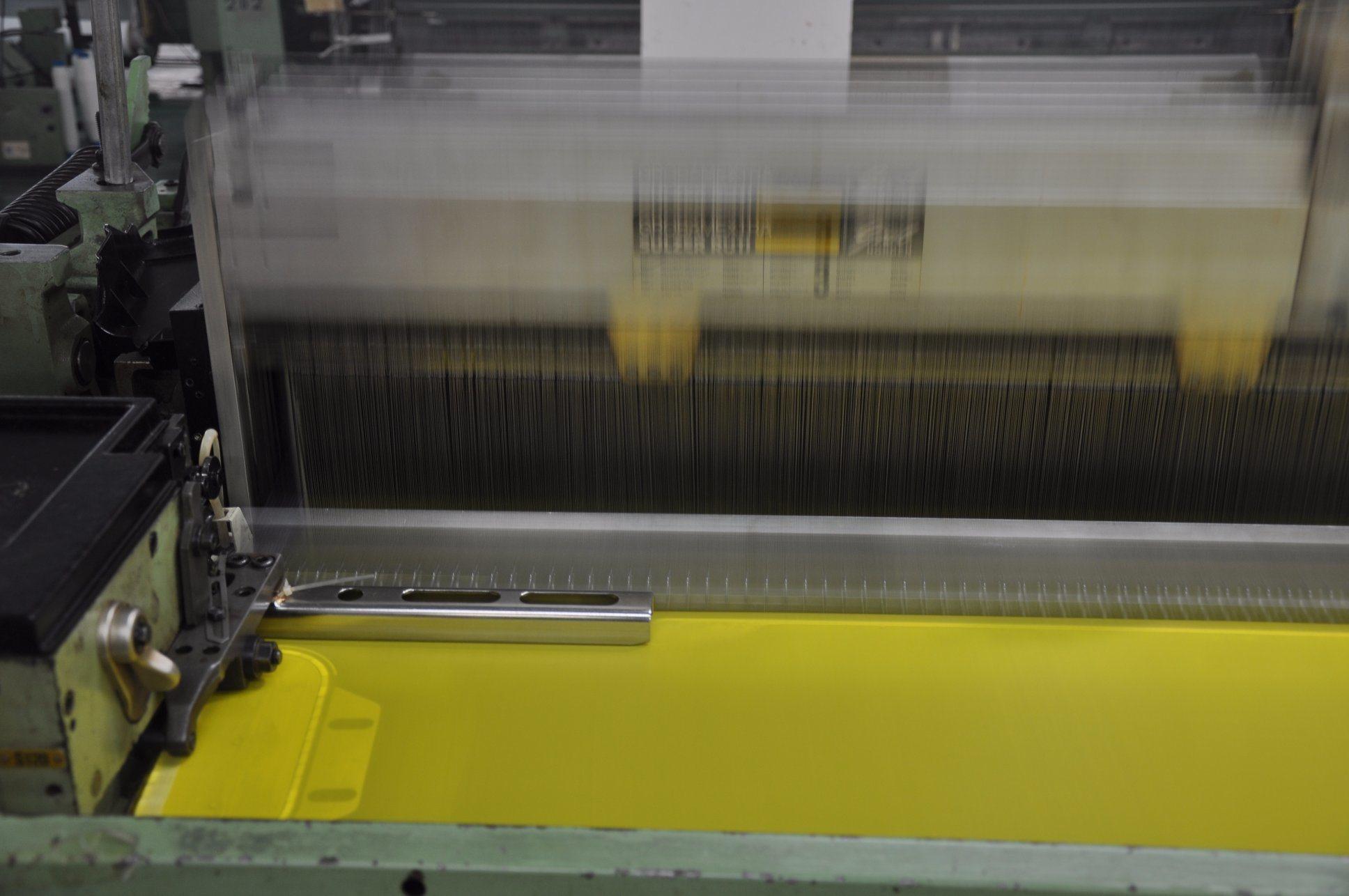 Dpp165t-31W White Monofilament Polyester Screen Printing Mesh