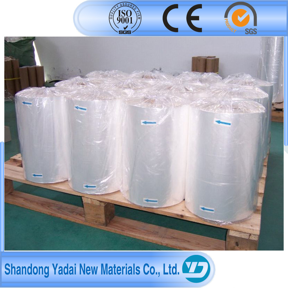 PVC Shrink Films/PVC Label Films/PE Shrink Films for Makers/POF Shrink Films