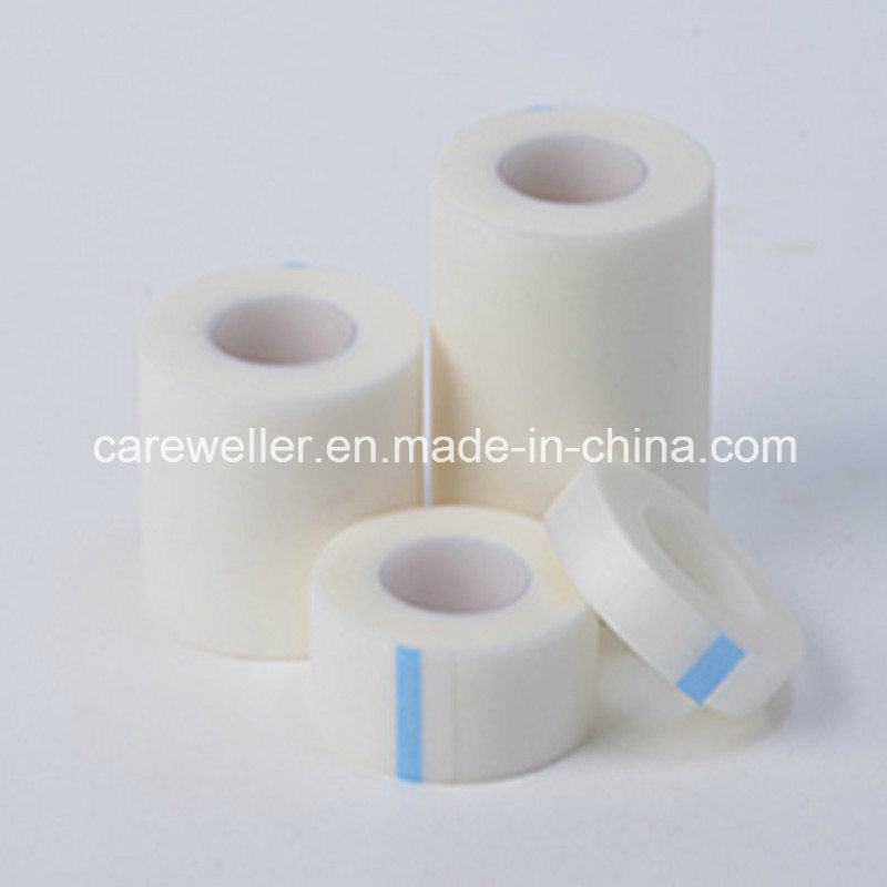 Adhesive Zinc Oxide Plaster Tape with Tin Package