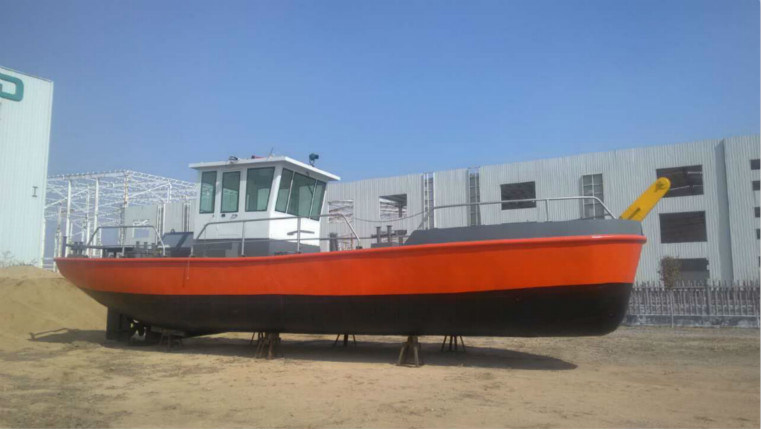 Cutter Suction Dredger with Anchor Ship