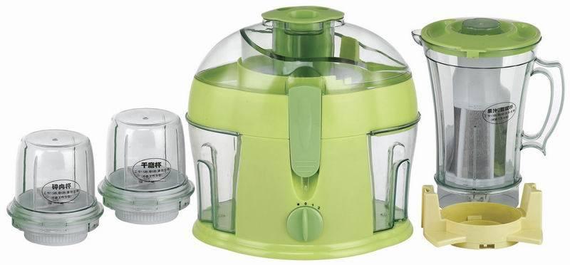 Kitchen Electric Fruit Juicer with Blender Mill