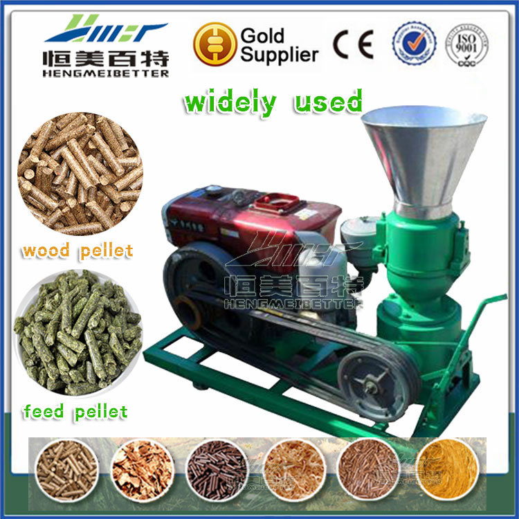 Home Used Cheap Price for Agricultural Oak Wheat Straw Pelletizing Machine