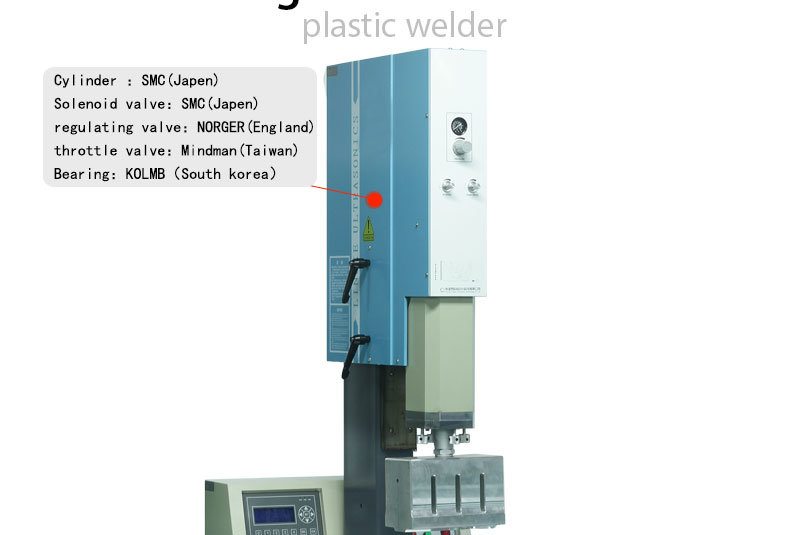 3200W Ultrasonic Plastic Welding Machine