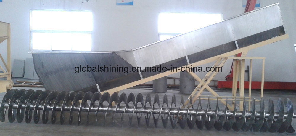 Double Rollers Iodized Table Industrial Salt Washing Machine