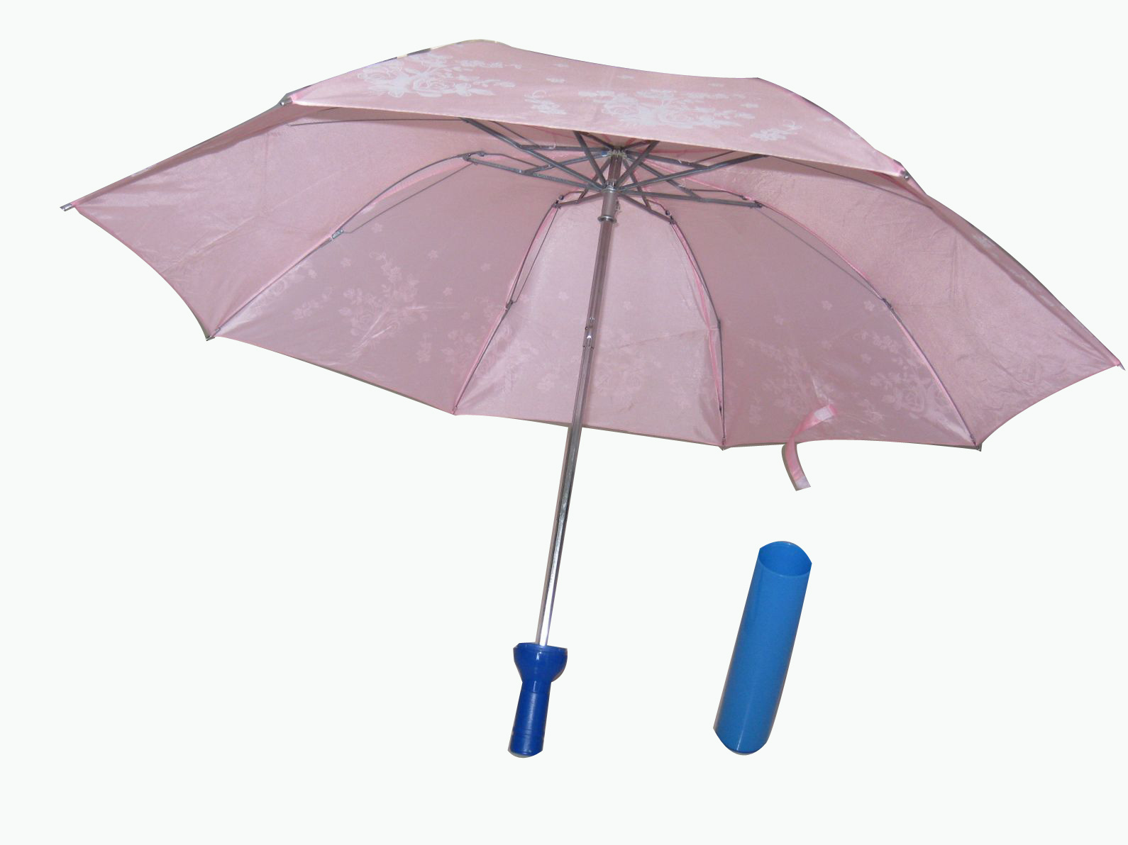 Wine Bottle 3 Fold Umbrella (3FU024)